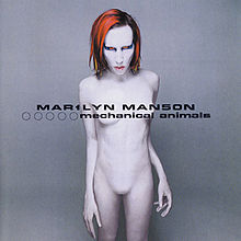 Marilyn Manson Mechanical Animals Banquet Records