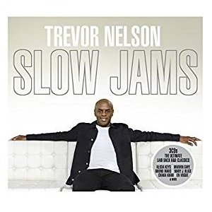 Trevor Nelson Slow Jams - Various Artists