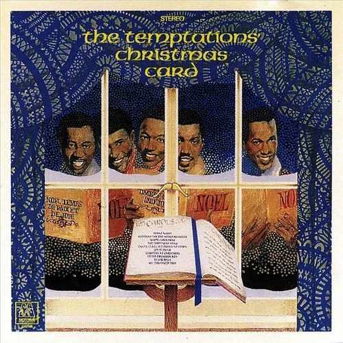 Temptations Christmas.The Temptations Christmas Card Banquet Records