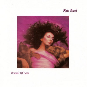 Kate Bush Hounds Of Love Banquet Records