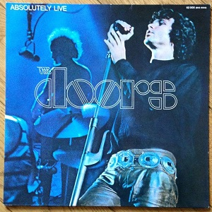 The Doors Absolutely Live Black Friday 17 Banquet