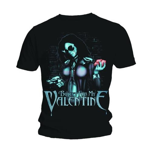 9f50cfa54 Bullet For My Valentine - T-shirt: Armed | Banquet Records