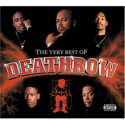 migliore collezione cercare consistenza netta The Very Best Of Death Row - Various Artists / Dr. Dre ...