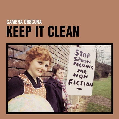 Camera Obscura Keep It Clean Banquet Records