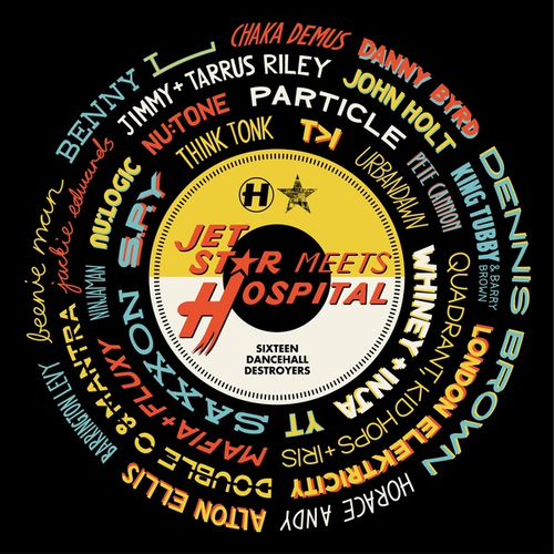 Jet Star Meets Hospital - Various Artists