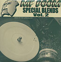 MF Doom - Special Herbs - Volume 2 | Banquet Records