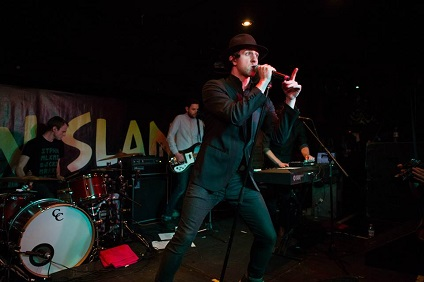 Maximo Park Missing Songs Banquet Records
