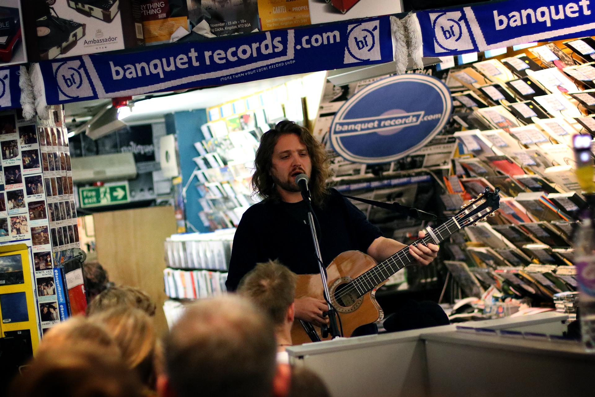 Will Varley Kingsdown Sundown Banquet Records
