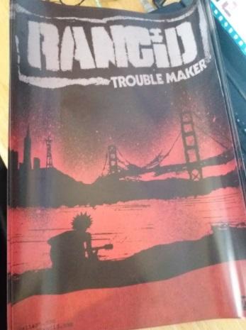 Rancid Trouble Maker Banquet Records
