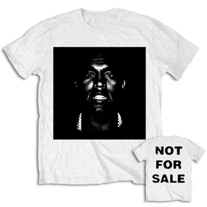 9f01f90ee Kanye West T-shirt: Not For Sale An official licensed cotton Tee featuring  the Kanye West 'Not For Sale' design motif. Features printing to the front  & back ...