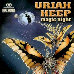 Uriah Heep 50 Years In Rock Banquet Records